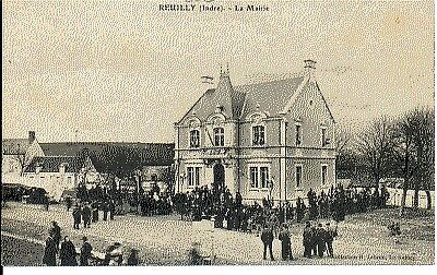 (S-24791) FRANCE - 36 - REUILLY CPA      LEBRUN H.  ed.