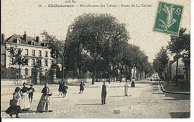 (S-24832) France - 36 - Chateauroux Cpa