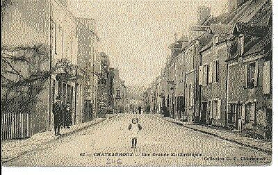 (S-24833) FRANCE - 36 - CHATEAUROUX CPA      G.G.  ed.