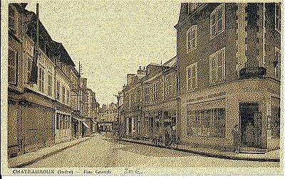(S-24836) FRANCE - 36 - CHATEAUROUX CPA      COMBIER  ed.