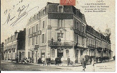(S-24837) FRANCE - 36 - CHATEAUROUX CPA      L.T.  ed.