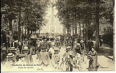 (S-51654) FRANCE - 36 - CHATEAUROUX CPA      DORSAND ed.