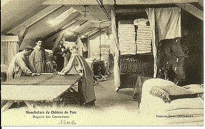 (S-51659) FRANCE - 36 - CHATEAUROUX CPA      DORSAND ed.