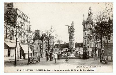 (S-53268) France - 36 - Chateauroux Cpa