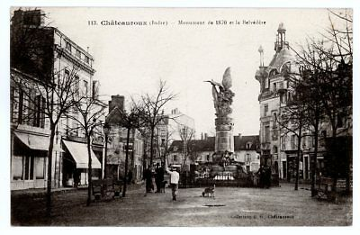 (S-53271) France - 36 - Chateauroux Cpa