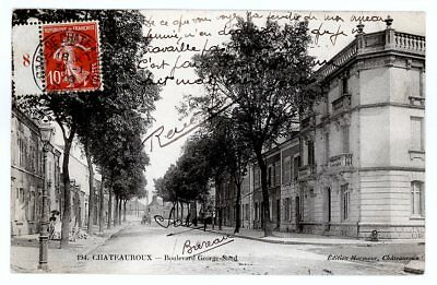 (S-53280) France - 36 - Chateauroux Cpa