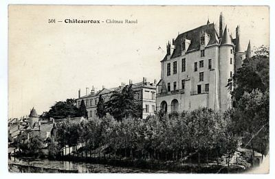 (S-53300) France - 36 - Chateauroux Cpa