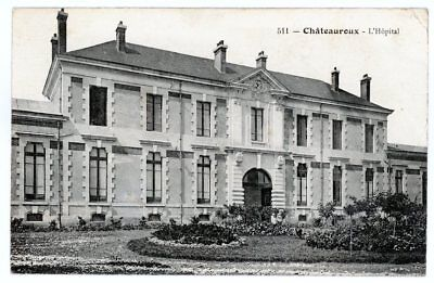 (S-53302) France - 36 - Chateauroux Cpa