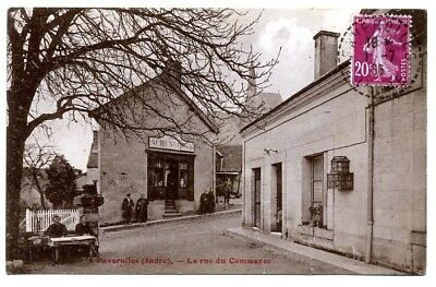(S-102365) France - 36 - Faverolles Cpa