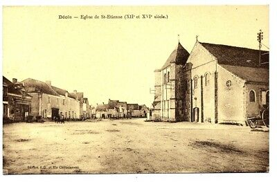 (S-111916) France - 36 - Deols Cpa