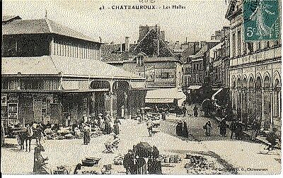 (S-24757) France - 36 - Chateauroux Cpa
