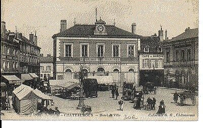 (S-24838) FRANCE - 36 - CHATEAUROUX CPA      G.G.  ed.