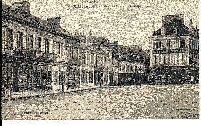 (S-58881) France - 36 - Chateauroux Cpa
