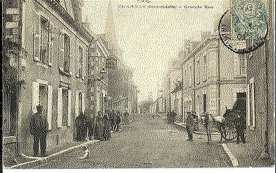 (S-24260) France - 37 - Channay Sur Lathan Cpa