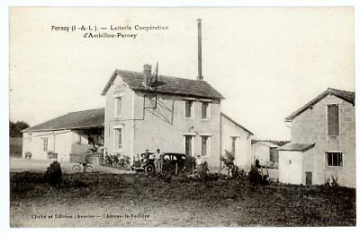 (S-24382) FRANCE - 37 - PERNAY CPA      CHEVRIER  ed.