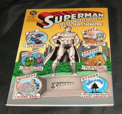 Superman: Whatever Happened to the Man of Tomorrow TPB: Superman 423 Action 583)