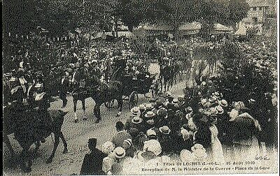 (S-24445) France - 37 - Loches Cpa