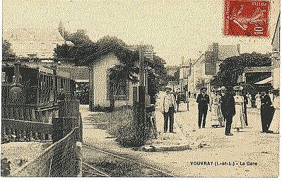 (S-81430) France - 37 - Vouvray Cpa