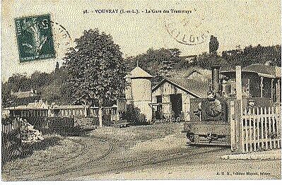 (S-81433) France - 37 - Vouvray Cpa