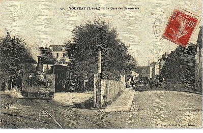 (S-81434) France - 37 - Vouvray Cpa