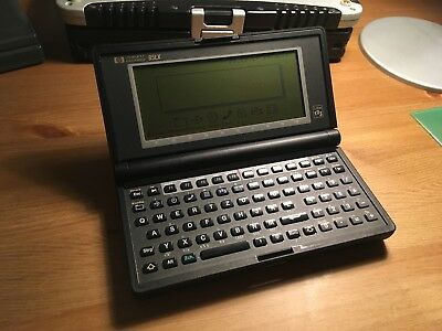 HP 95LX MS DOS Handheld