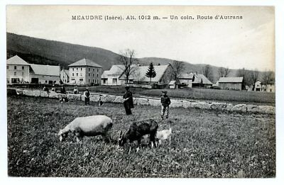 (S-57399) France - 38 - Meaudre Cpa
