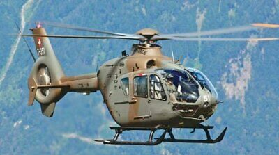 Revell 1:72 Scale Ec635 Military