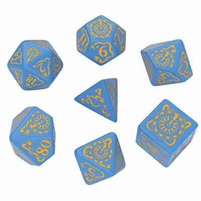 Pathfinder Ruins of Azlant Dice Set (7)