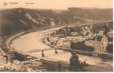 carte postale - Hastière - CPA - Panorama