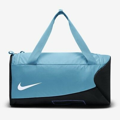 778999289e NIKE ALPHA ADAPT Crossbody Duffel Bag Backpack BA5257-483 Blue Black ...
