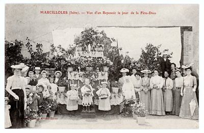 (S-84593) France - 38 - Marcilloles Cpa