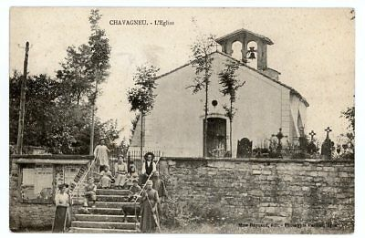 (S-84599) France - 38 - Charvieu Chavagneux Cpa