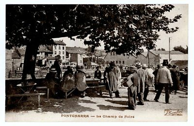 (S-89120) FRANCE - 38 - PONTCHARRA CPA      COMBIER ed.
