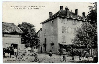 (S-91795) France - 38 - Marcilloles Cpa