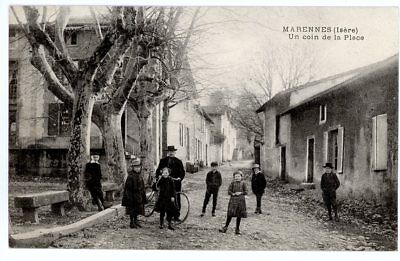 (S-94738) France - 38 - Marennes Cpa