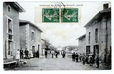 (S-95668) FRANCE - 38 - PAJAY CPA      CHARVAT L. ed.