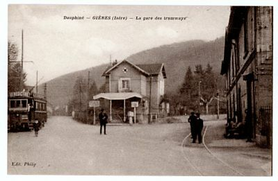 (S-97113) FRANCE - 38 - GIERES CPA      PHILIP  ed.