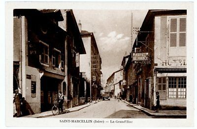 (S-84588) France - 38 - St Marcellin Cpa