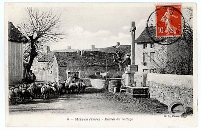 (S-106896) France - 38 - Hieres Sur Amby Cpa