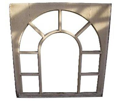 Antique Palladian Window Dome Arch Top Shabby Chic decor