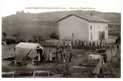 (S-107544) France - 38 - St Quentin Fallavier Cpa