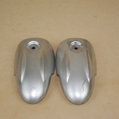 Used Left And Right Hand Front Wheel Garnish's For a VMoto Milan 50cc Scooter
