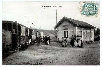 (S-94303) France - 38 - Champier Cpa