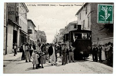 (S-98301) France - 38 - Heyrieux Cpa
