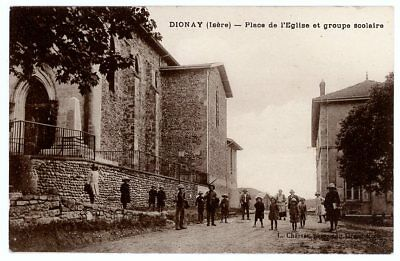 (S-79362) France - 38 - Dionay Cpa