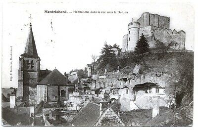 (S-103132) France - 41 - Montrichard Cpa