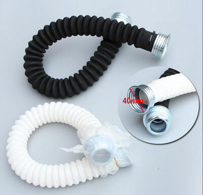 40mm Rubber Gas Mask Hose Tube connection between Gas Mask and filter Cartridge