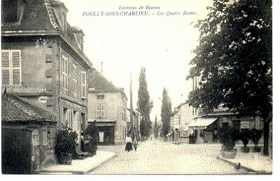 (S-45248) France - 42 - Pouilly Sous Charlieu Cpa
