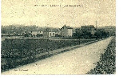 (S-58895) FRANCE - 42 - ST ETIENNE CPA      CHANAL P. ed.