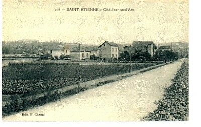 (S-58919) FRANCE - 42 - ST ETIENNE CPA      CHANAL P. ed.
